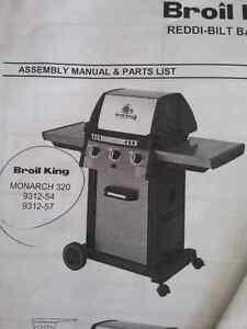 Broil King gas bbq