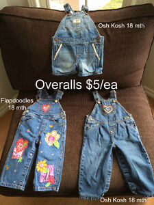 18 Month Baby Girl Clothes
