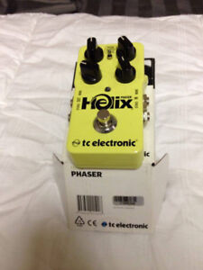 Helix Phaser pedal