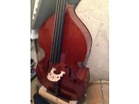 Double bass wanted for secondary school