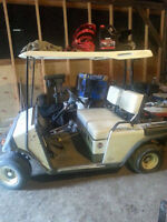 GOLF CART / GO KART ROLLING CHASSIS