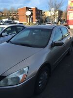 Honda accord 2005 v6 exl