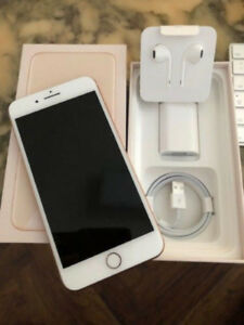 Store Sale: iPhone 8+ PLUS 64 GB Brand new Condition