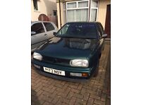 VW GOLF MK3 1.4 Low Miles! (R32,R20,GTi,VR6)