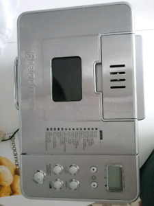 STAINLESS STEEL BREADMAKER