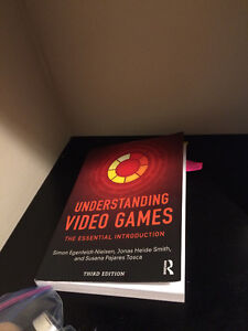 understanding video games 3rd edition London Ontario image 1