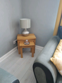Lamp table and Nest table