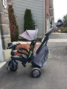 Children's 4 in 1 tricycle