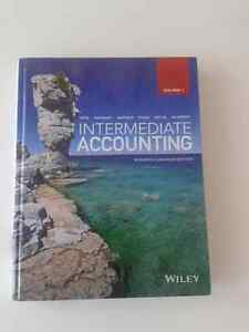 Intermediate Accounting vol1, 11th edition (for ACCT2206-NAIT)