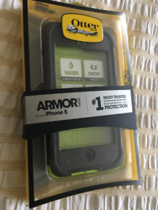 Armour Protection Case for Apple iPhone 5 Black Heavy Duty
