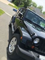 Jeep wrangler 2010 unlimited sahara OBO