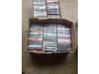 125 Various Films DVDs