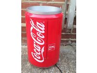 Coke can radio