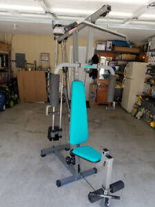 Weight Lifting Home Gym