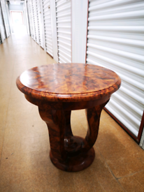 Small round table - Moroccan style