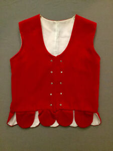 Highland Dance National Vest