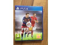 Fifa 16 , Ps4 , as new ! Price stands , no offers !