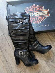 Botte haute Harley-Davidson