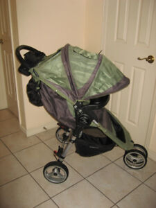 City Mini Jogging Stroller in Great clean condition