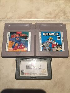 Gameboy and Gameboy Advance games Kitchener / Waterloo Kitchener Area image 1