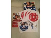 CDs to learn french good for various levels