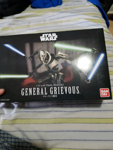 General Grievous, Star Wars Bandai Model Kit