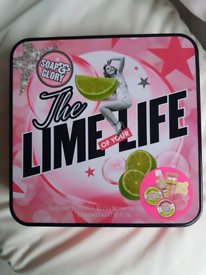 Lime life fragrance body soaps