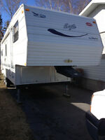 2001 JAYCO EAGLE 243RKS 5th Wheel