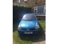 Renault Clio - £150