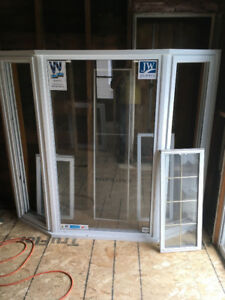 New uninstalled large bay window. Retails at $1,600