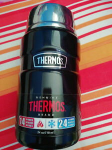 thermos insulated flask 710ml
