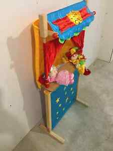 Fiesta Crafts puppet theatre and shop Kingston Kingston Area image 2