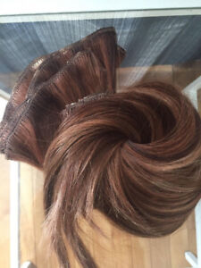 Clip-In Hair Extensions- EURONEXT
