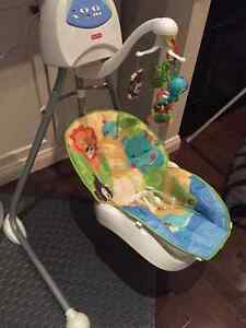 Fisher Price Swing Cradle