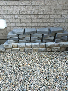 Bestway Stone Tree Ring Pavers / Fire Pit Pavers