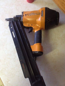 Bostitch Framing Nail gun