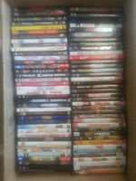 Large Assortment of DVDs for sale