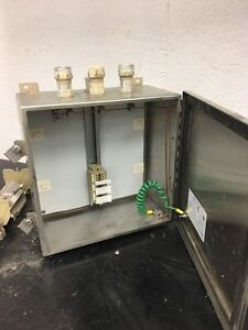 Electrical I/O equipment, project boxes Strathcona County Edmonton Area image 3