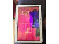 Samsung tab 4 pro tablet
