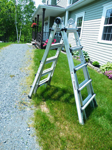 21ft. Multi-positon Ladder
