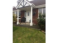 Detached chalet bungalow house
