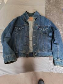Levi's vintage men's denim jacket