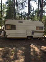1973 holidaire camper