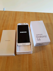 Excellent deal! Samsung S6 64GB white