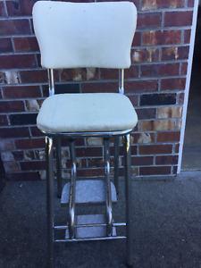 Retro High Chair/Step Stool