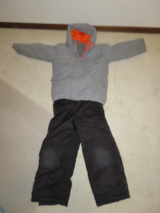 2 matching Old navy boys winter jackets / snowsuits