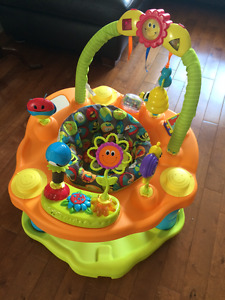 Evenflo Adjustable Exersaucer