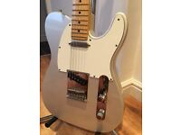 Fender 2010 American Standard Telecaster - Blizzard Pearl - Excellent Condition - Can Deliver
