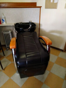 Hair Salon Used Equipment Moving Sale Vancouver
