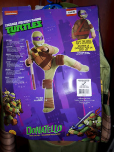 Costume Halloween Ninja Turtles 5-7ans